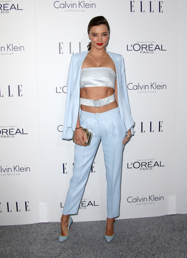 Miranda Kerr at 2015 ELLE Women in Hollywood Awards