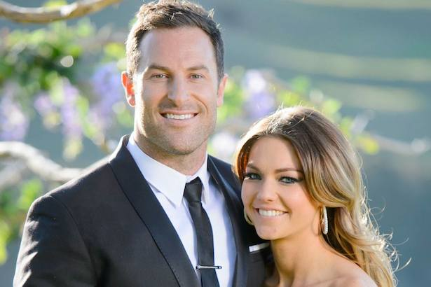 Sam Frost and Sasha