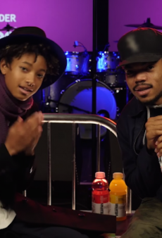Willow Smith & Chance The Rapper Interview Each Other, Things Get Expectantly Weird