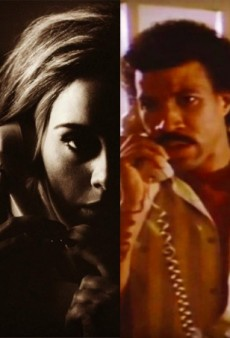 This Mashup of Adele and Lionel Richie's 'Hello' Songs Will Make Your Monday