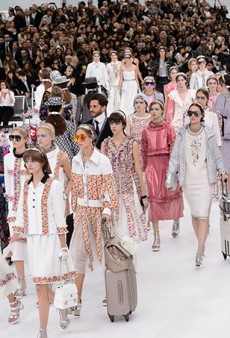 Runway Cheat Sheet: Everything You Missed at Paris Fashion Week Spring 2016