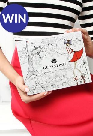 Glossybox TheFashionSpot Giveaway