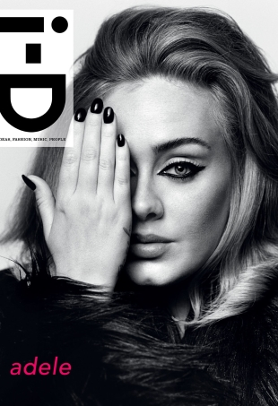 i-D Winter 2015 : Adele by Alasdair McLellan