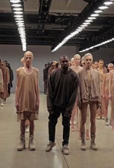 Kanye West Feels Discriminated Against for Not Being a Gay Fashion Designer