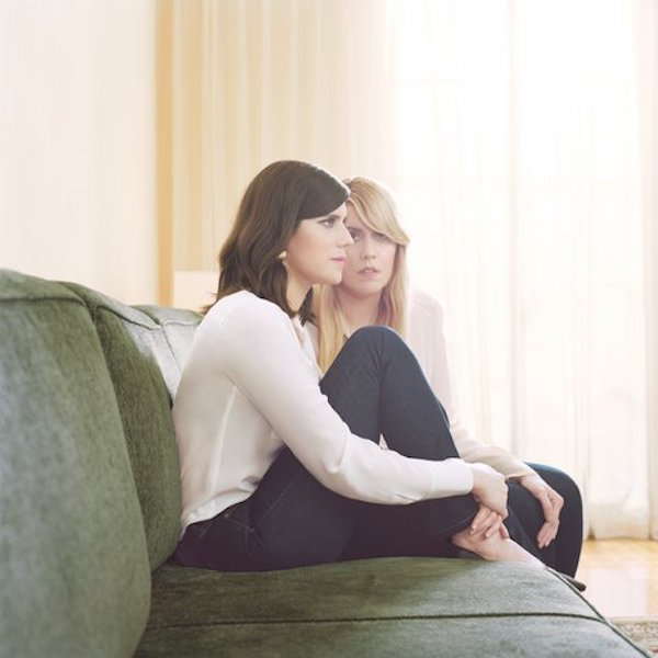 Laura and Kate Mulleavy of Rodarte