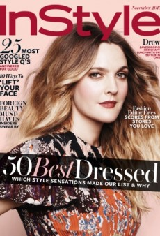 Drew Barrymore and InStyle's New Redesign Leave Us Disappointed (Forum Buzz)