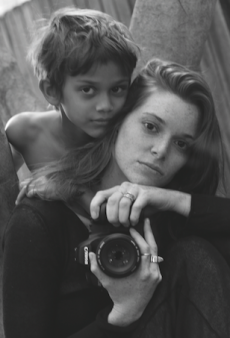 Exclusive Sneak Peek: RUSSH Chats with Daniella Rech On Her Move From Model to Photographer