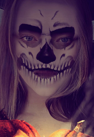 Miranda Kerr Halloween