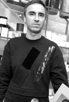 Raf Simons' Interview with Cathy Horyn Sheds Light on Why He Left Dior