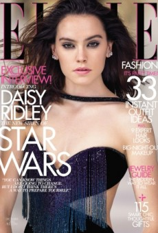 Daisy Ridley Is a Force to Be Reckoned with on ELLE's December Cover (Forum Buzz)