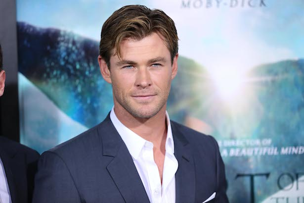 Chris Hemsworth 2015