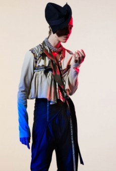 Raquel Zimmermann Shows Off Her Modeling Skills in Isabel Marant's Spring 2016 Campaign (Forum Buzz)