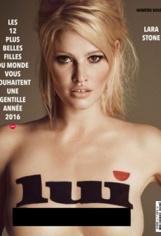 12 Supermodels Go Nude for Lui's Stunning NSFW Holiday Covers (Forum Buzz)