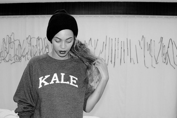 Image: Beyonce on Tumblr