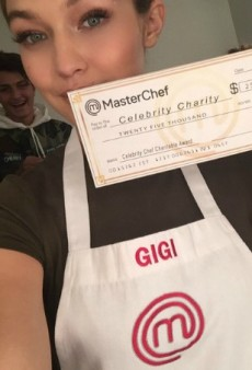 Gigi Hadid's Famous Jalapeño Burger Just Won 'Masterchef'