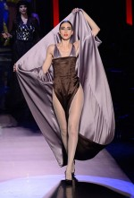 Jean Paul Gaultier Haute Couture Spring 2016 Runway