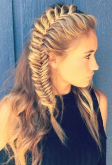 Pancaking: The Genius Way to Fake a Fuller Braid