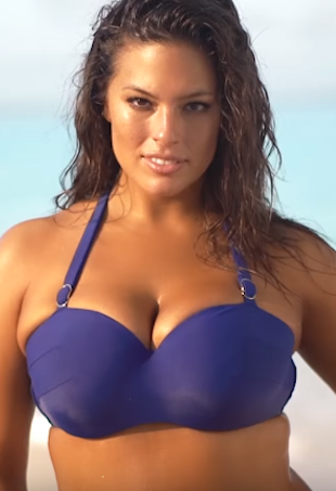 Plus-Size Model Ashley Graham Announced for Sports Illustrated's Swimsuit Issue