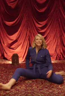 Watch: Cate Blanchett Feels the Pain with Hilarious 'Secret Talent'