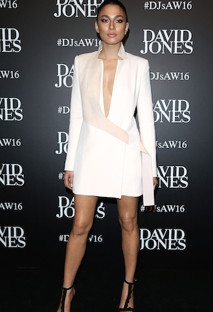 Red Carpet: David Jones Autumn 2016 Fashion Launch