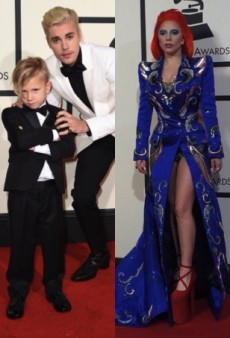 The 10 Most Memorable Red Carpet Moments from the 2016 Grammy Awards