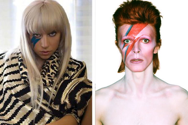 Lady Gaga David Bowie