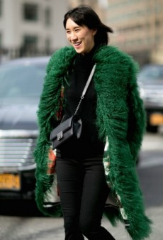 13 Things We Learned About Winter Dressing From NYFW Street Style