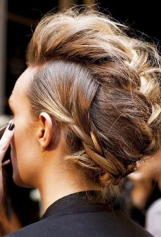 6 Gorgeous Braided Updos to Wear to Your Next Big Event