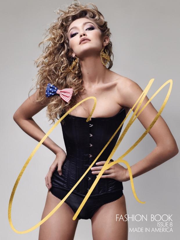 CR Fashion Book #8 : Made In America