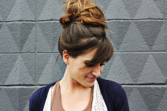 11 Easy Updos You Can Do in Under 5 Minutes