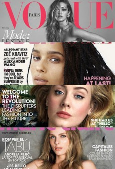The Glossies: All the March 2016 Magazine Covers We Loved and Hated