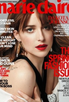 Dakota Johnson Has Never Looked Better as Marie Claire's March Cover Star (Forum Buzz)