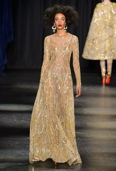 Naeem Khan Fall 2016 Runway