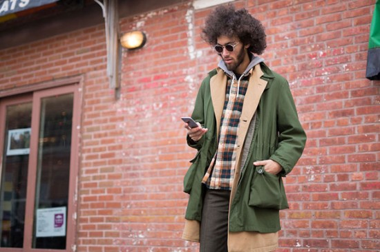 Street Style: New York Saves the Best for Last at Men's Fashion Week