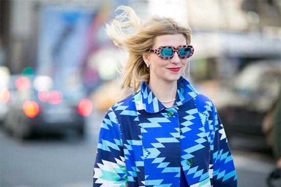 All the Best Street Style Looks So Far From New York Fashion Week Fall 2016