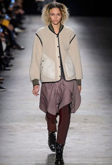 Rag & Bone Fall 2016 Runway