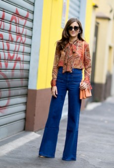 10 Ways to Style Wide-Leg Pants This Season