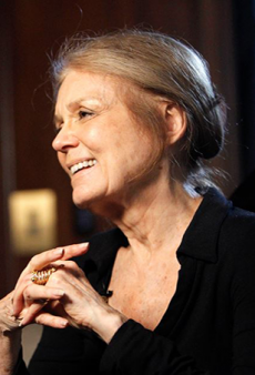 Gloria Steinem to Headline Sydney Writer's Festival