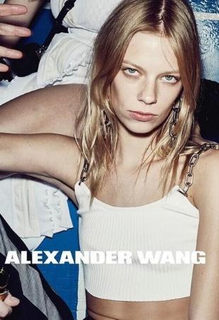 Alexander Wang S/S 2016 by Steven Klein