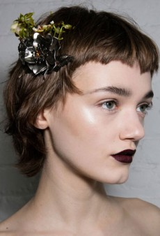 We Can't Wait to Try These Makeup Trends From the Fall 2016 Runways
