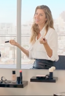 Watch: Gisele Bündchen Just Filmed a Beauty Vlog for Chanel