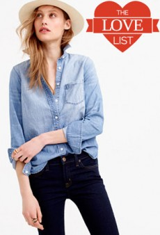 Transitional Pieces to Help You Survive Early Spring: The Love List
