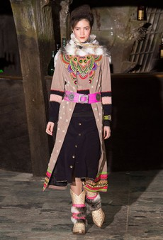 Manish Arora Fall 2016 Runway