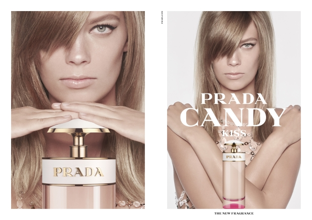Prada 'Candy Kiss' Fragrance : Lexi Boling by Steven Meisel