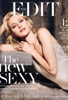 Naomi Watts Is Photoshopped Into Oblivion on This Cover of The Edit (Forum Buzz)