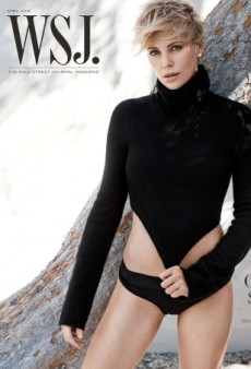 Charlize Theron Looks Effortlessly Sexy on WSJ.'s April Cover (Forum Buzz)