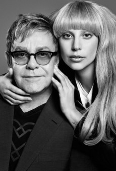 Lady Gaga and Elton John's Love Bravery Collab for Macy's Is Not for the Faint of Style, but It's Got Heart