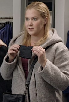 Watch: Amy Schumer and Lena Dunham Tackle Sizeism in This Hilarious Skit