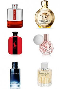 Celebrate The Fragrance Foundation 2016 Consumer Choice Awards With a Free Set of Perfume!