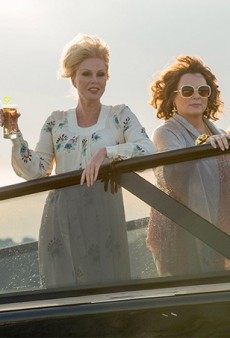 Absolutely Fabulous Actress Joanna Lumley Reveals Patsy is Transgender